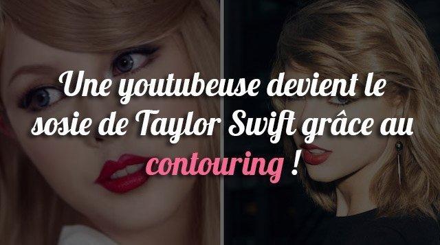 TaylorSwiftcontouring